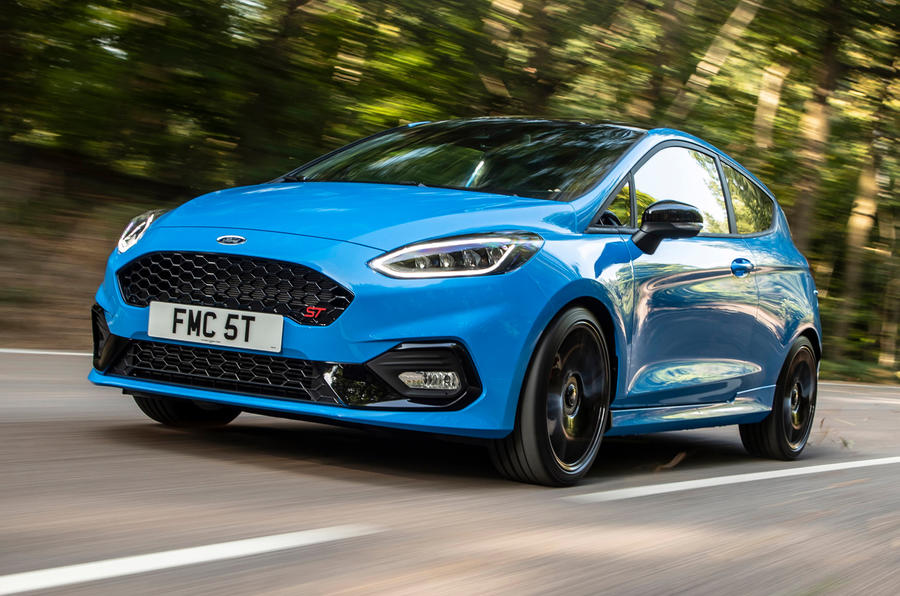 Ford Fiesta ST Edition 2020 : premier bilan de conduite au Royaume-Uni - sur la route