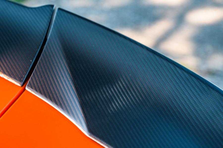 Honda NSX 2019 UK first drive review - carbon fibre