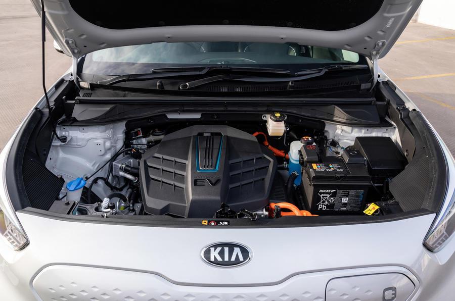 10 Kia e Niro 39kWh 2021 UE : premier essai moteur