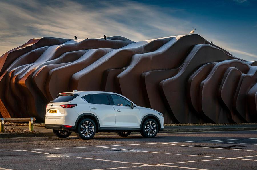 10 Mazda CX 5 2021 : premier examen de conduite au Royaume-Uni