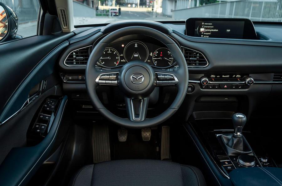 Used Mazda Cx-5 >> Mazda CX-30 2.0 Skyactiv-G 2019 review | Autocar