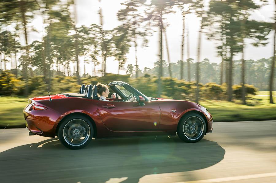Mazda MX-5 2.0 Sport Tech 2020 : premier bilan de conduite au Royaume-Uni - sur la route