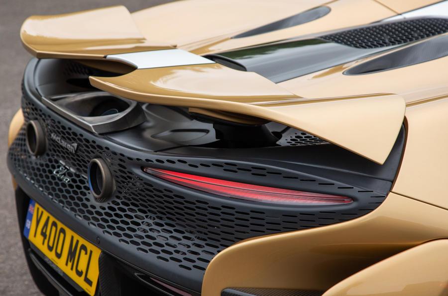 10 Feux arrière McLaren Elva 2021 UE FD
