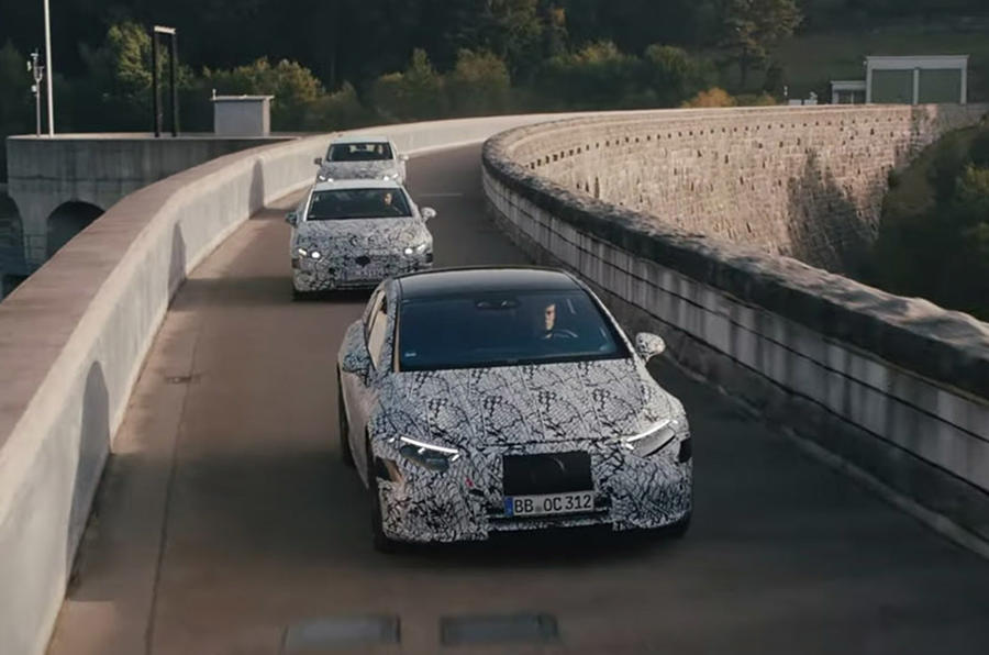 Mercedes EQS - cars