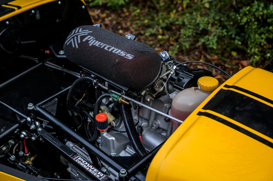 10 MK Indy RR Hayabusa 2021 Premier moteur d'entraînement au Royaume-Uni