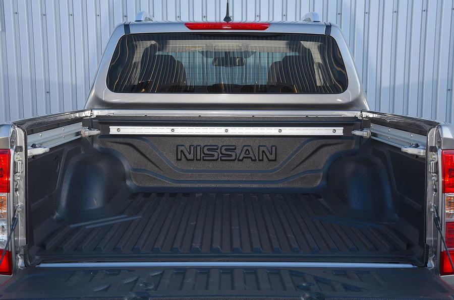 Nissan Navara 2020 : premier bilan de la conduite au Royaume-Uni