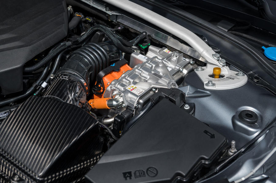 Polestar 1 2019 first drive review - engine