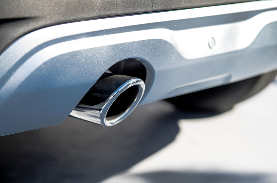 Renault Captur 2019 first drive review - exhausts