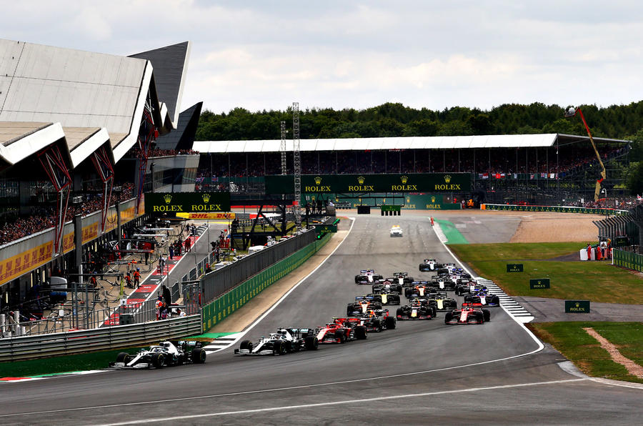 Silverstone - British Grand Prix