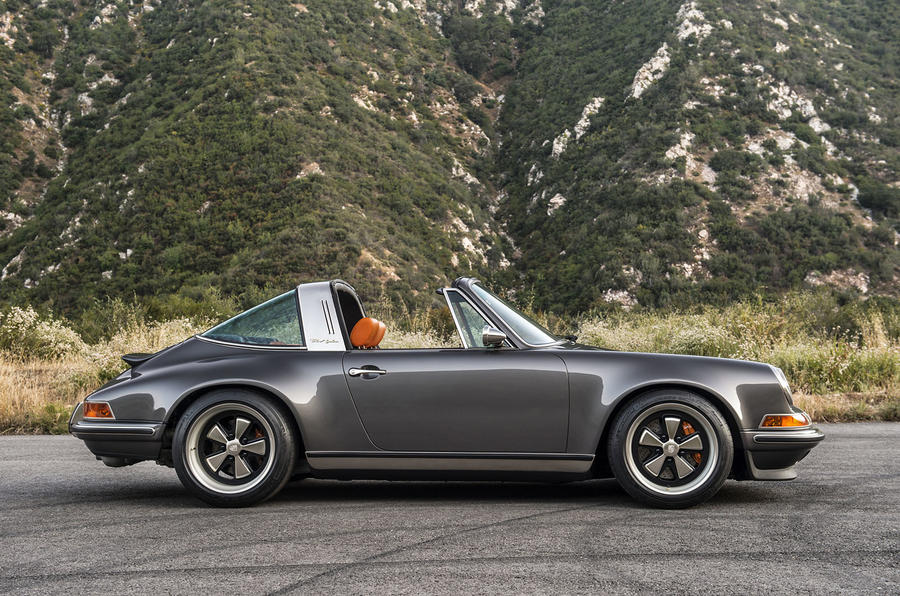 Meeting Singer's tribute to the Porsche 911 | Autocar