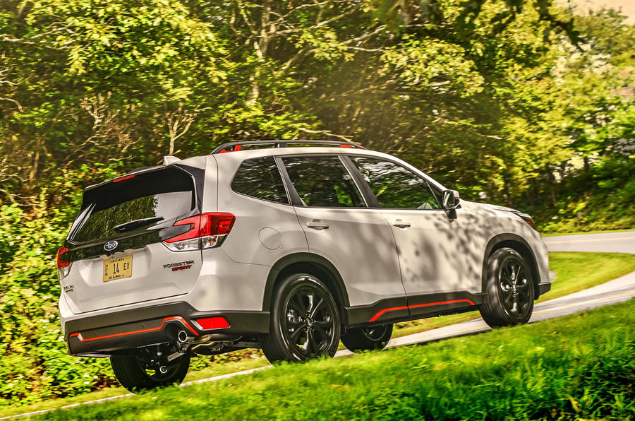 Subaru Forester 2019 review | Autocar