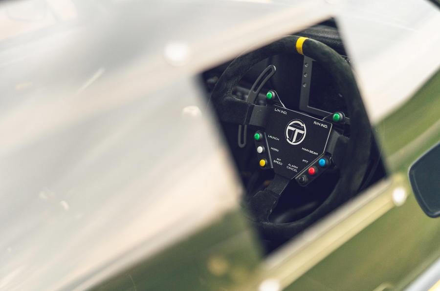 10 Tolman Talbot Sunbeam Lotus 2021 premier volant d'examen de conduite