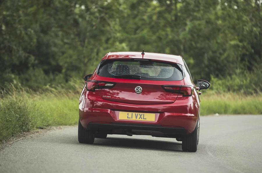 Vauxhall Astra 1.2 145 Elite Nav 2019 UK review | Autocar