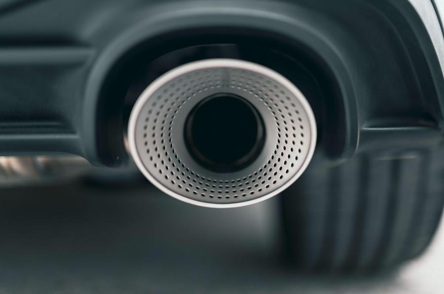 10 Échappements Volkswagen Golf GTI Clubsport 45 2021 UE FD