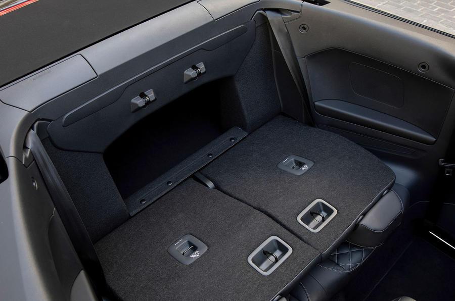 Volkswagen T-Roc Cabriolet 2020 first drive review - ski hatch