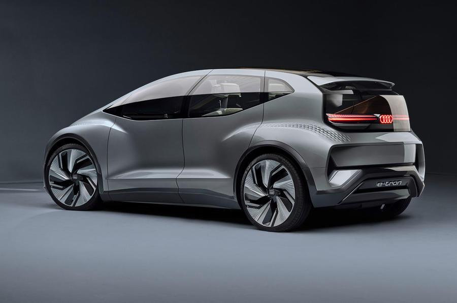 2019 - [Audi] AI:me E-Tron / AI:Trail Quattro 10042_1