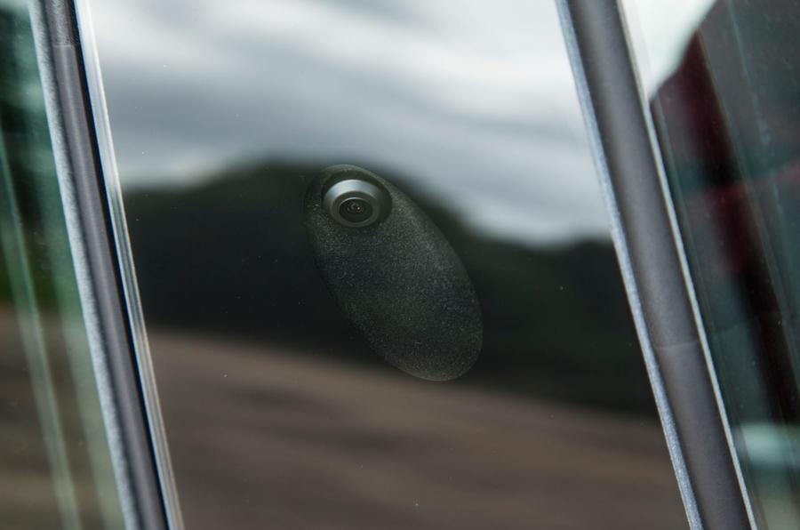 Tesla Model S 100D 360-degree camera