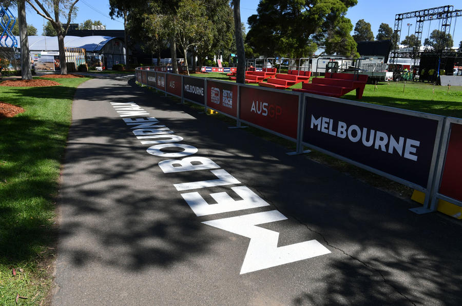 Melbourne GP