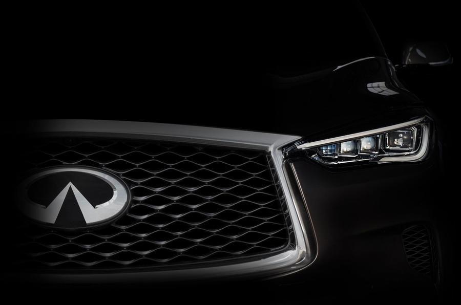 All-new Infiniti due in LA with 'class-leading space'