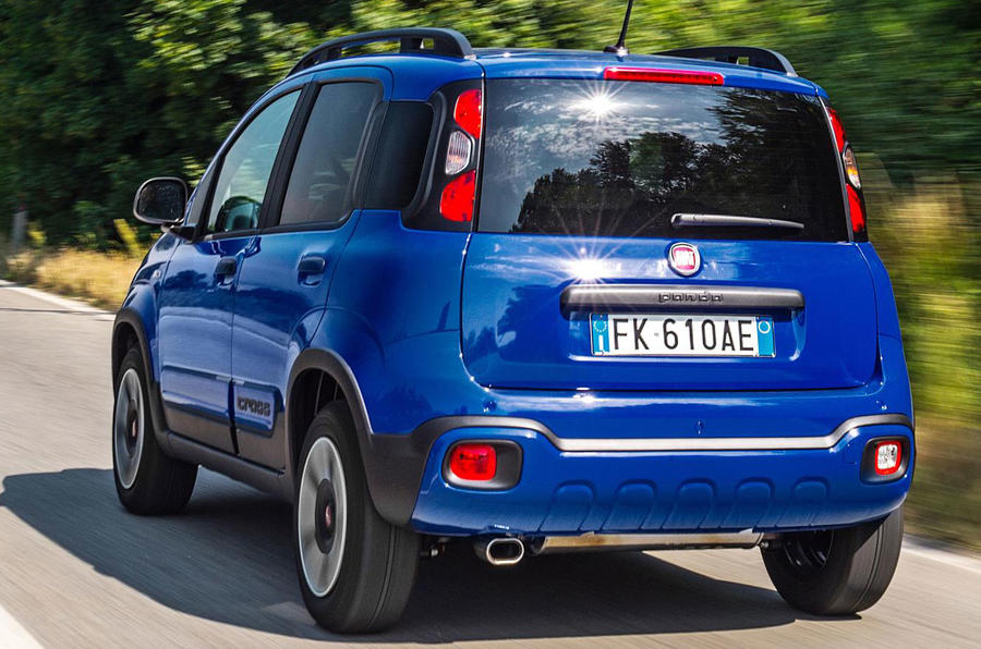 fiat panda city cross launched as cheaper two wheel drive variant autocar. Black Bedroom Furniture Sets. Home Design Ideas