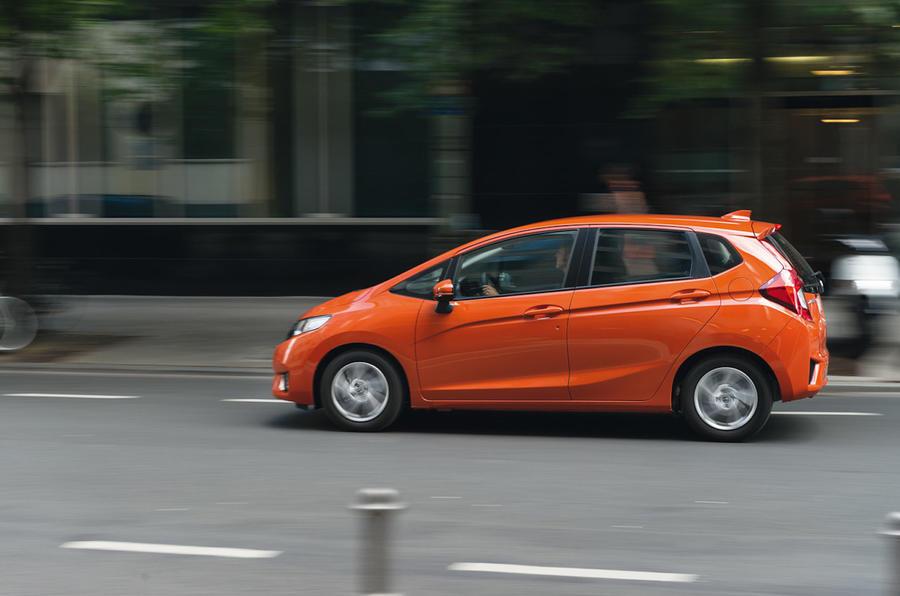 £15,025 Honda Jazz SE Navi
