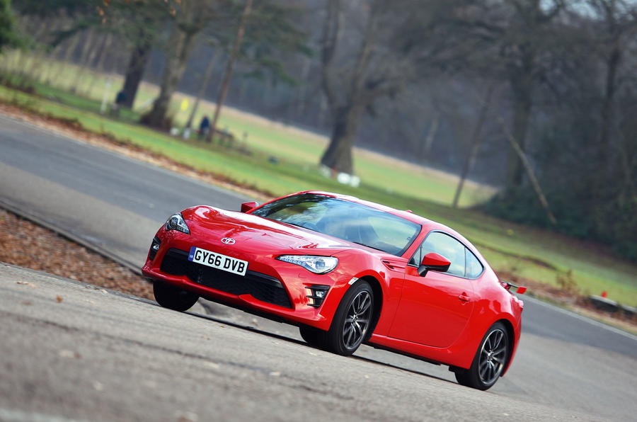 Next Gen Toyota 86 Successor To Pack A Significant Performance Increase