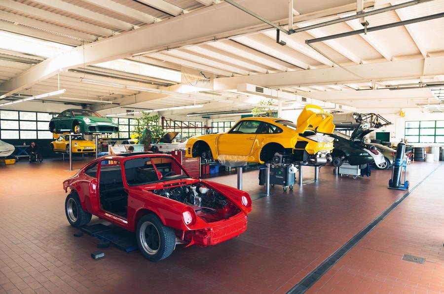 Ruf Automobile GmbH 9