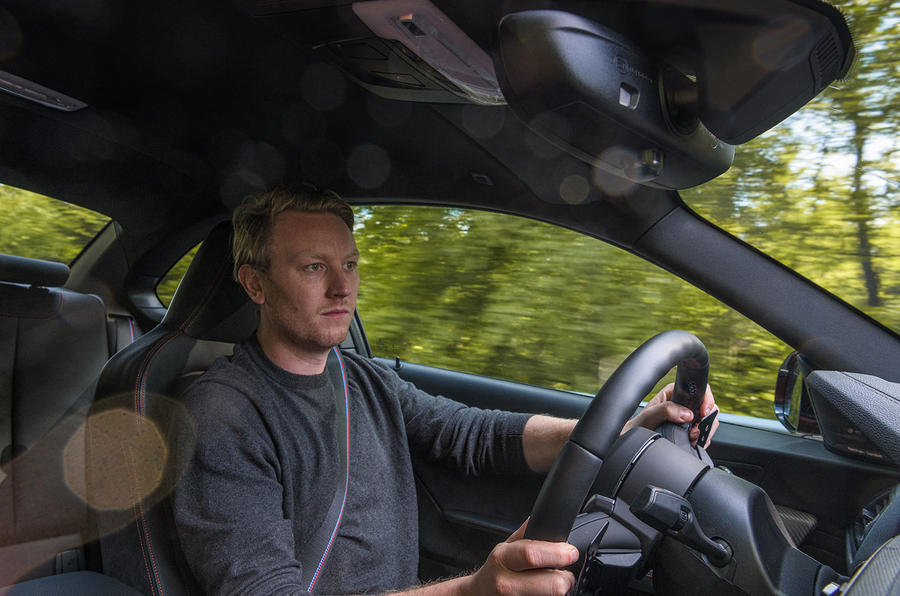 AC Schnitzer ACS2 Sport 2019 first drive review - Richard Lane driving