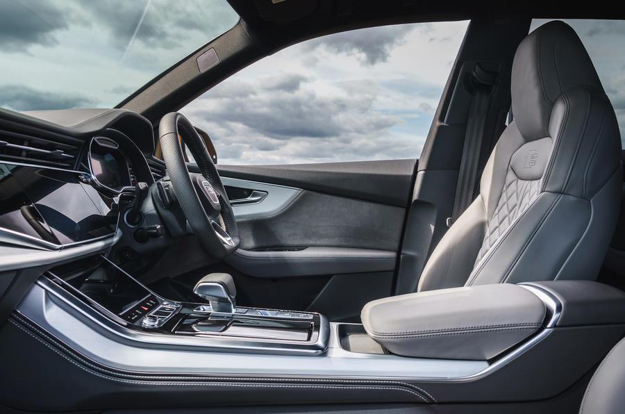 Audi Q8 50 Tdi Quattro S Line 2018 Uk Review Autocar