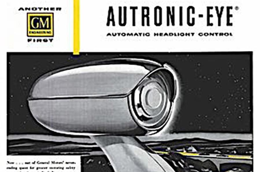 Autronic Eye 1952