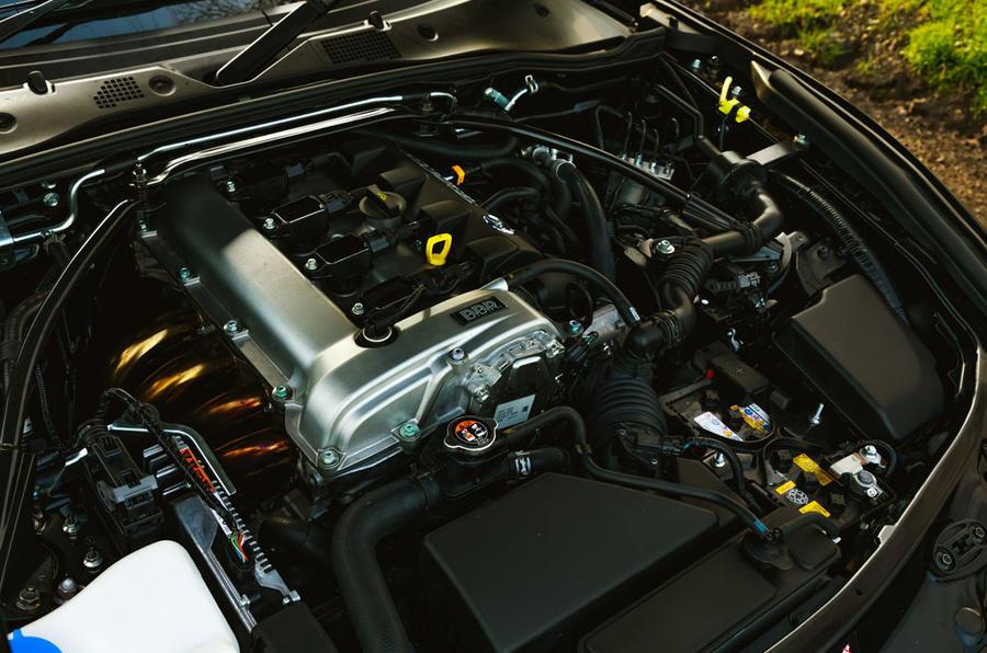 BBR GTI Mazda MX-5 Super 220 2020 UK first drive review - engine