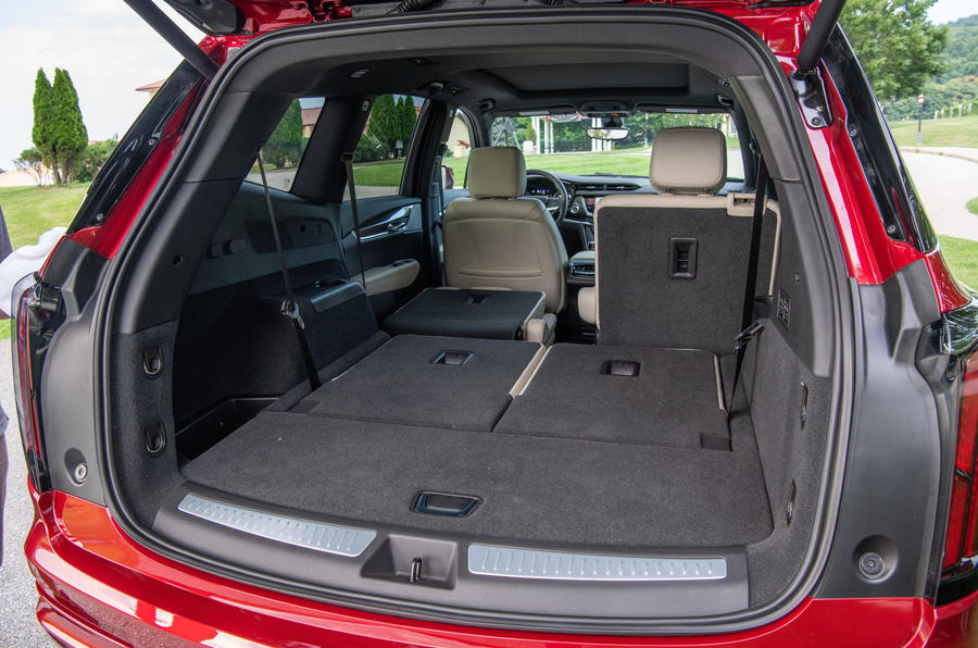 Cadillac XT6 Sport 2020 first drive review - boot
