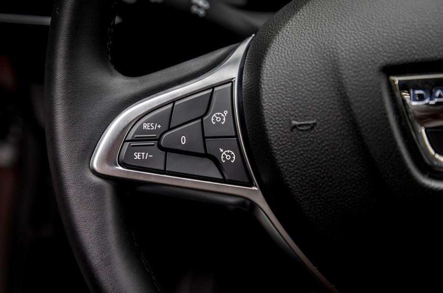 11 Dacia Sandero Stepway 2021 : le Royaume-Uni examine pour la première fois les régulateurs de vitesse