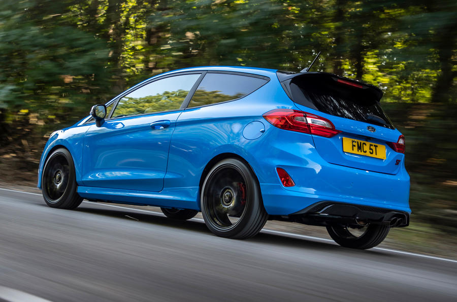 Ford Fiesta ST Edition 2020 : premier bilan de conduite au Royaume-Uni - sur la route du retour