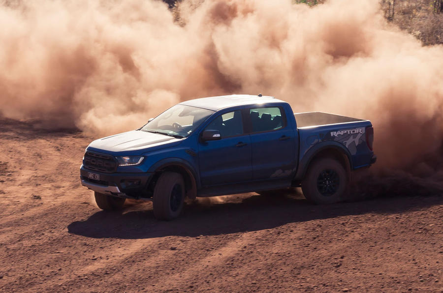 Ford Ranger Raptor 2018 review | Autocar