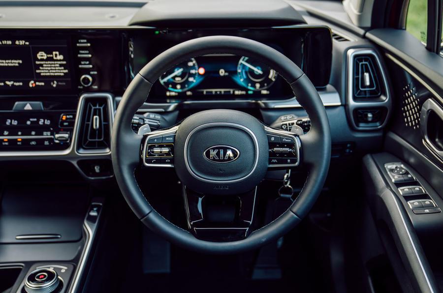 Kia Sorento 1.6 T-GDi Hybrid 2020 UK review  Autocar