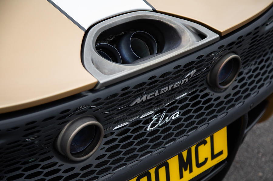 11 Échappements McLaren Elva 2021 UE FD