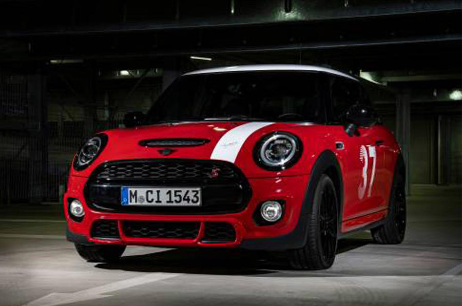 Mini Paddy Hopkirk Edition - front