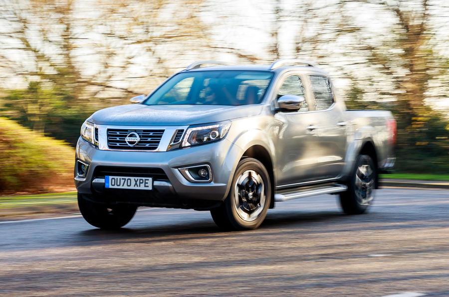 Nissan Navara 2020 : premier bilan de conduite au Royaume-Uni - sur la route