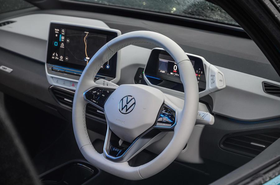 Volkswagen ID 3 - interior