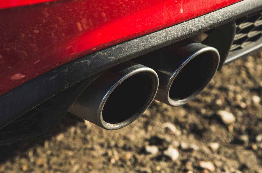 Volkswagen Polo GTI 2018 long-term review - exhaust