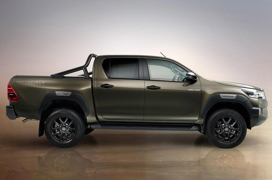 Toyota New Cars >> New 2020 Toyota Hilux gets host of upgrades, more ...