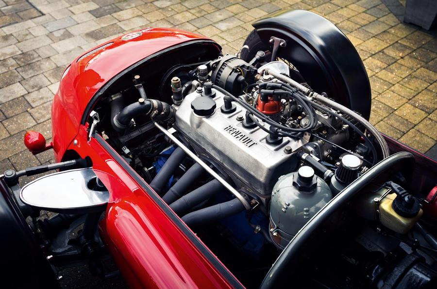 John Nash kit car 2020 - engine