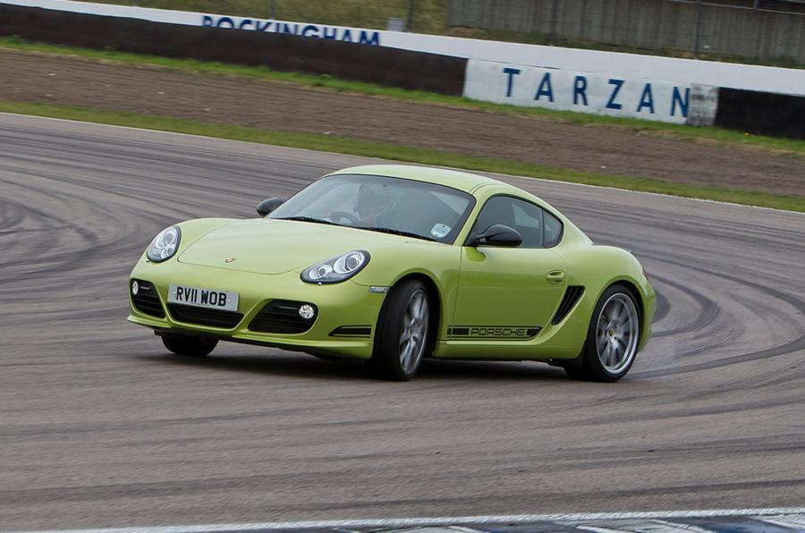 Porsche accused of manipulating Cayman R UK emissions test