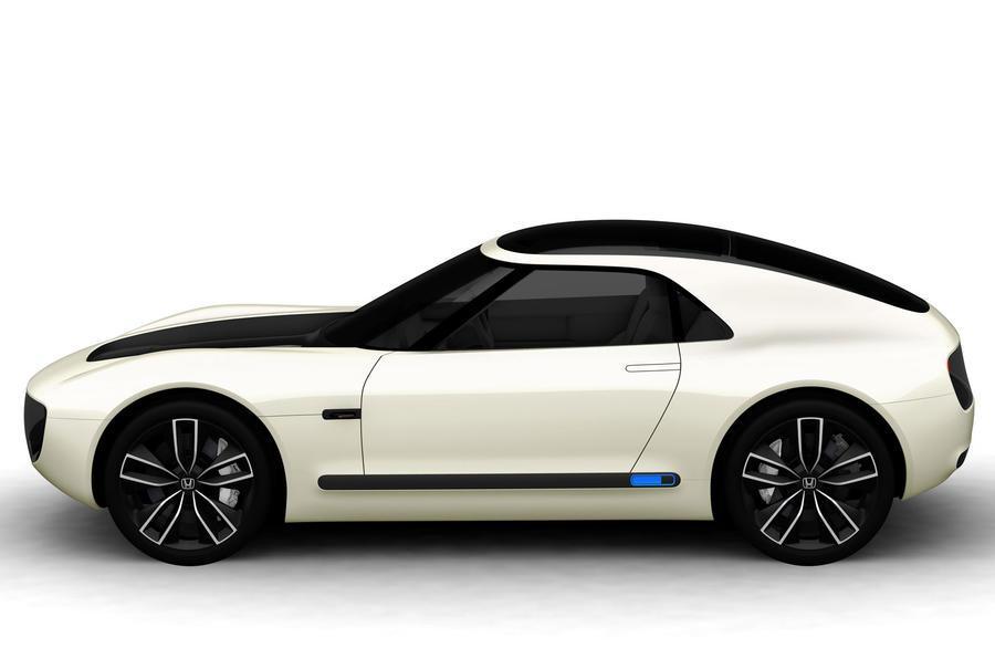 ... Future Electric Performance Car; Honda Sports EV; Honda Sports EV ...
