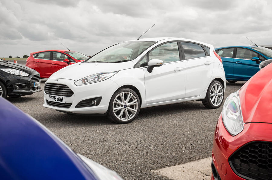 New car buyers change cars more regularly than ever before