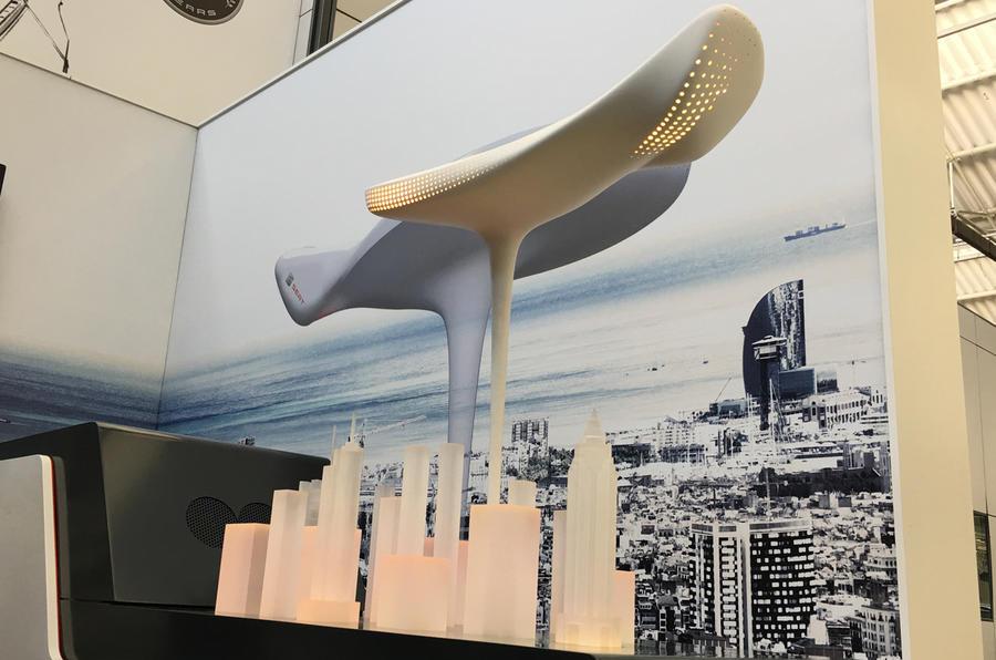 Seat digital museum