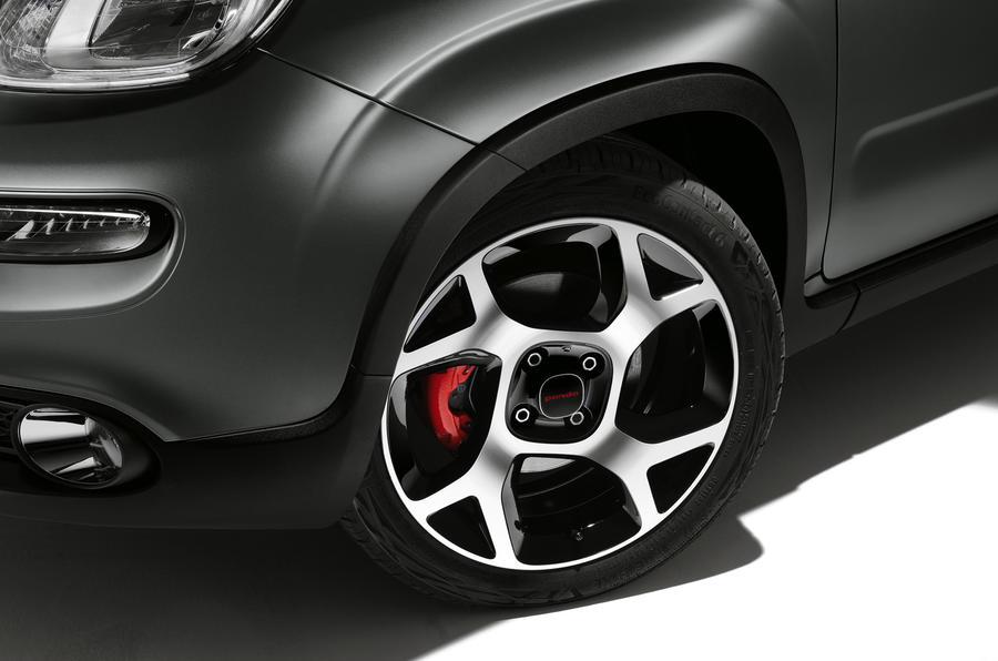 2020 Fiat Panda facelift