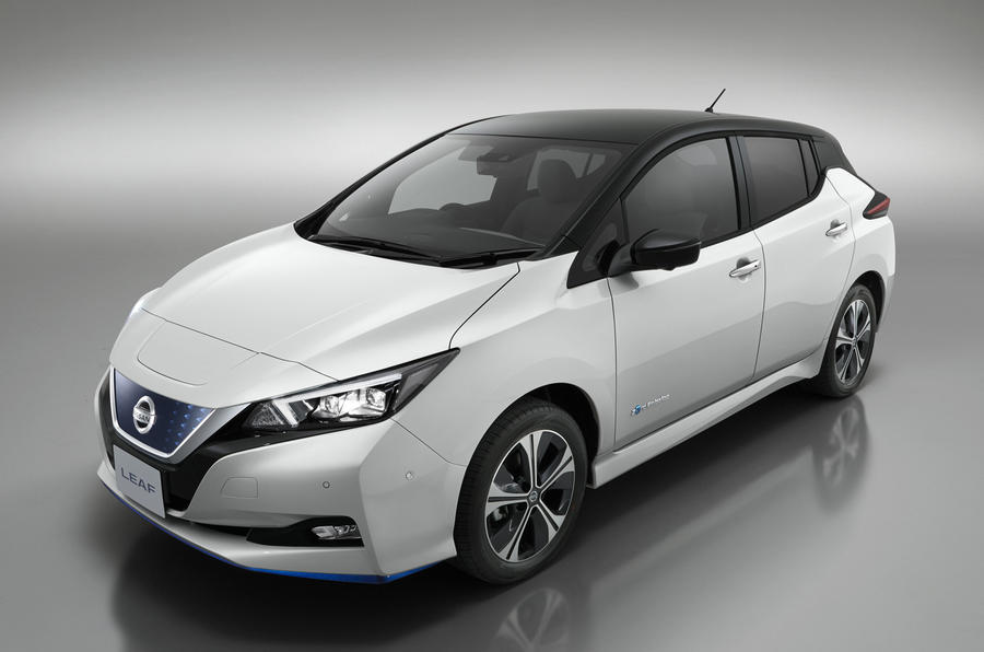 Nissan Leaf Range >> New Nissan Leaf E Launched With Extra Power And Range Autocar