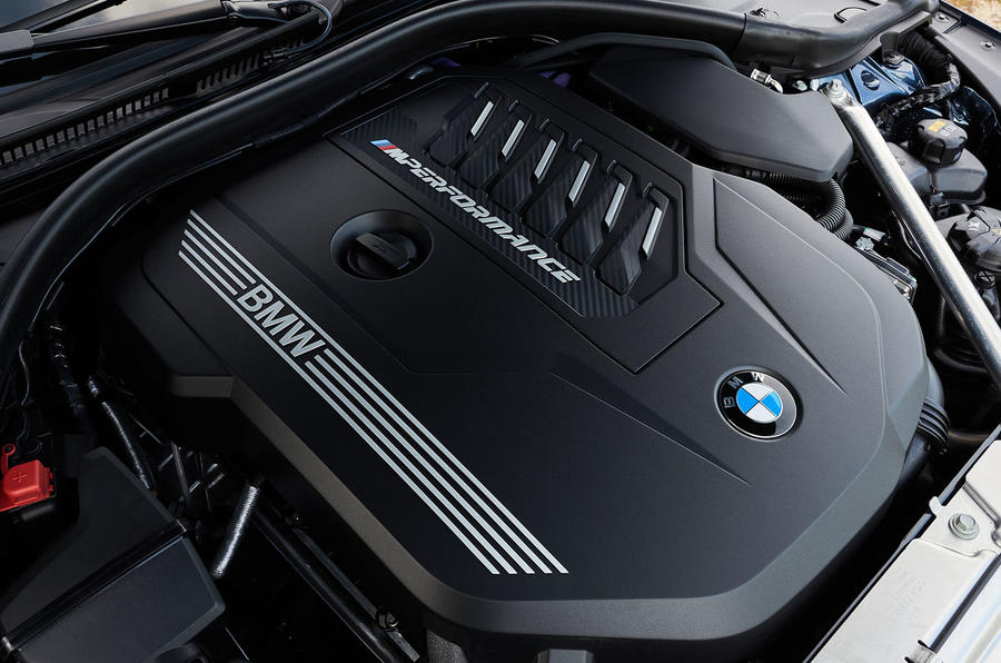 BMW 4 Series 2020 first drive review - engine
